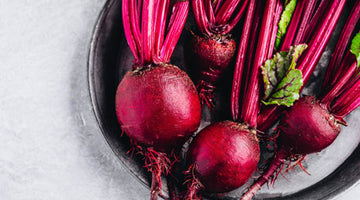 Beets can dramatically help your eyesight!