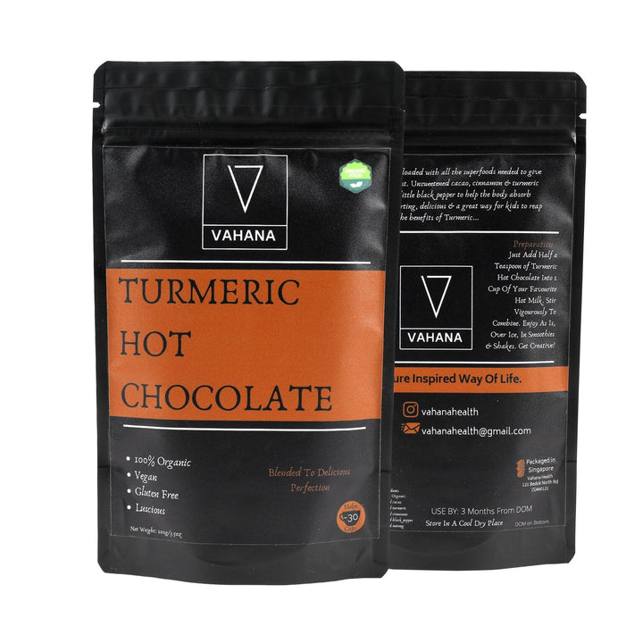 Turmeric Hot Chocolate - Vahana Health