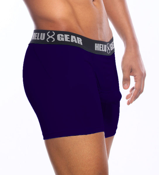 XXL Navy Blue Boxer Brief (As-Is)