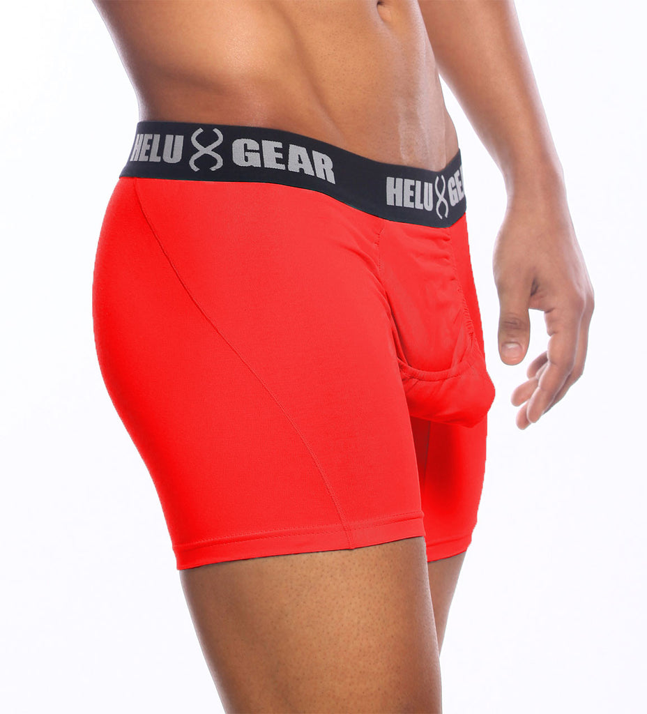 Small Red Boxer Brief (As-Is)