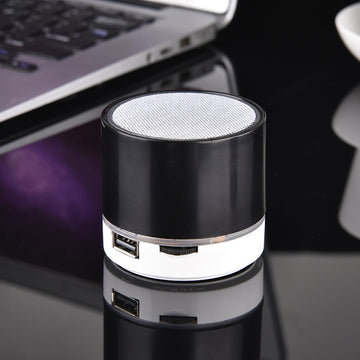 S10 Stereo Bluetooth Speaker Support U Disk TF Card