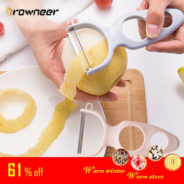Lit Fruit and Vegetable Peeler