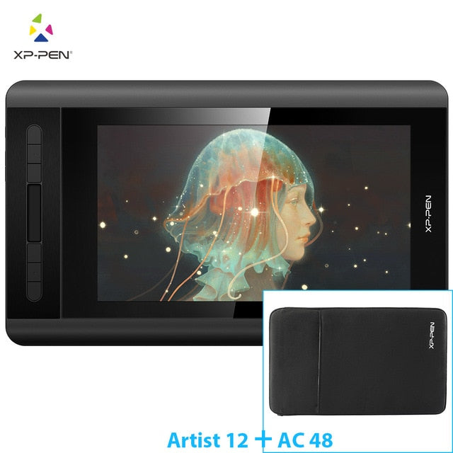 XP-Pen Artist 12 - 11.6'' Graphic Drawing Tablet Monitor