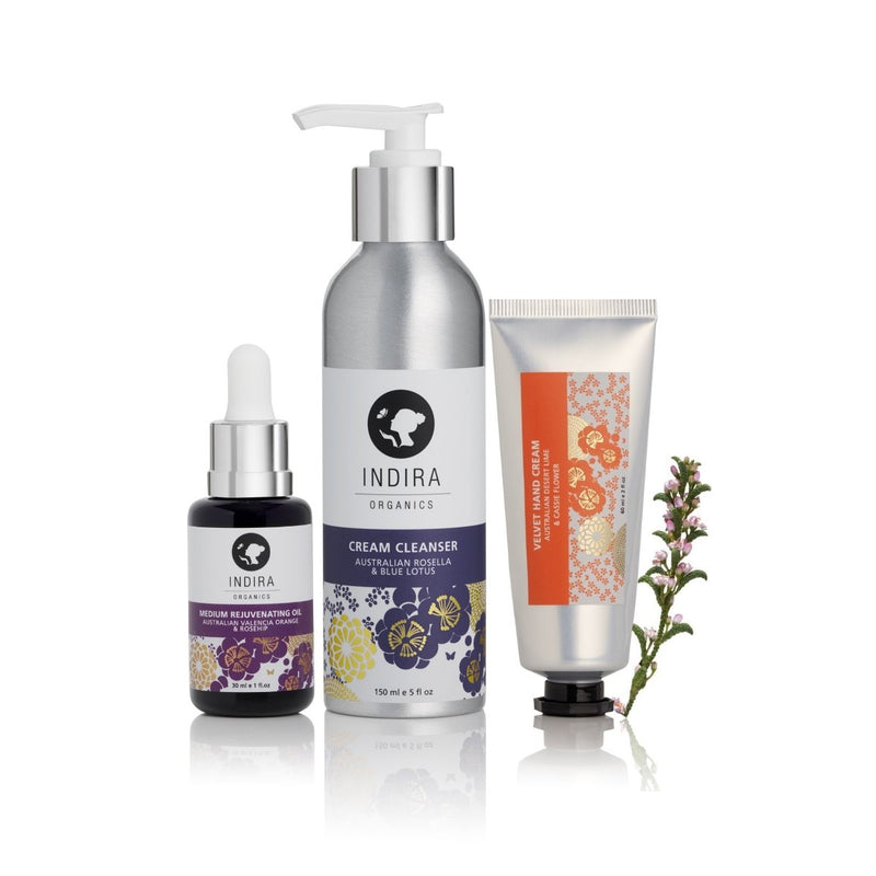 Gift Pack 5 - Organic Night (Hydration)