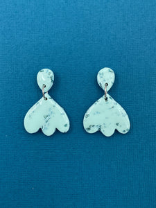 Seaglass Collection - Mint Snowdrop