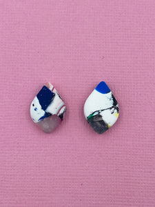 Colourful Spirit - Teardrop Studs 3