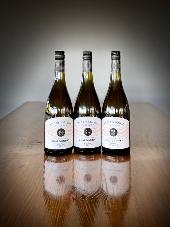 Chardonnay Day - Old Apple Block '17. - $79 (rrp $96)