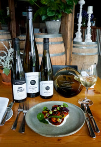 Happy Birthday Riesling - 5 Course degustation Lunch, 8 consecutive vintages