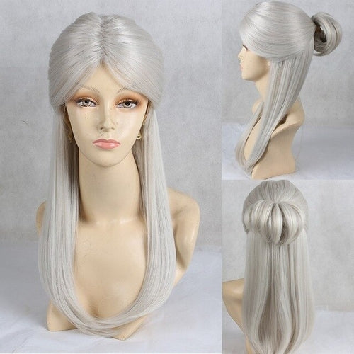 The Witcher 3: Wild Hunt Ciri Cosplay Wig Long