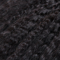 Kinky Straight Clip In Human Hair Extension - ALMOST SOLD OUT!