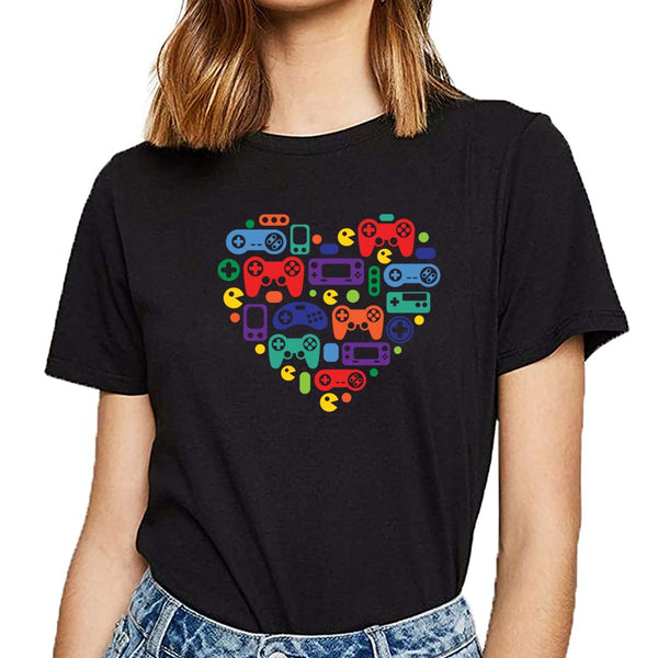 Video Game Love Tshirt