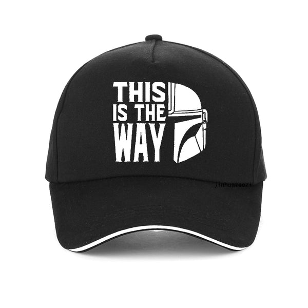 This Is My Way Mandalorian Baseball Cap