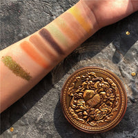 GUICAMI Lucky Coin Eyeshadow Nude Sunrise Pallete