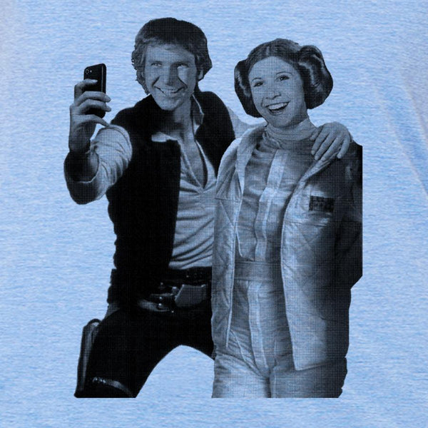Star Wars Couple Goals Selfie Tshirt