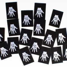 Load image into Gallery viewer, KATM Woven Label Pack - (Hand) Made