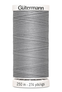 Gutermann Thread 250m - 38 (Light Grey)