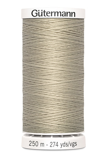 Gutermann Thread 250m - 722 (Oatmeal)