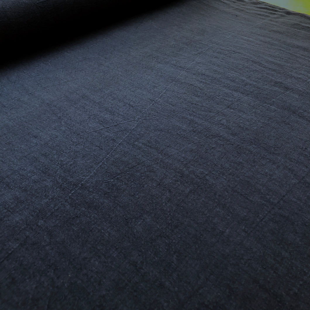 Boulevarde Washed Linen - Navy