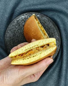 Coffee Jam and Hazelnut Dorayaki