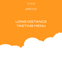 Load image into Gallery viewer, Long Distance Tasting Menu