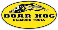 "Boar Hog 10"" Tile Blade, 7/8""-5/8"" 1.7 x 8mm Premium J-Slot WET only 