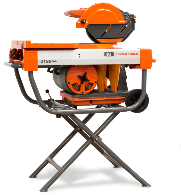 "iQTS244 Dry Cut Dustless 10"" Tile Saw with X-Stand - FREE DELIVERY*"