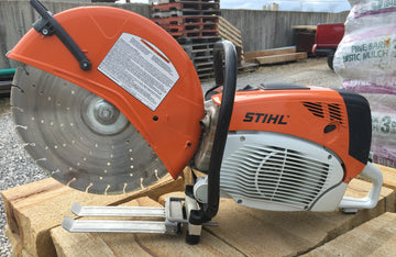 Saw Shoe for STIHL Models TS410, TS420 & TS500