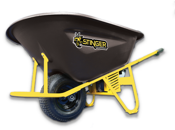 Stinger Equipment Go Barrow 9100 Powered Wheelbarrow