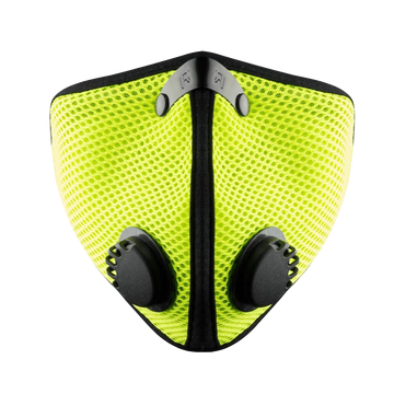 RZ Dust Mask M2 - Mesh Safety Green - X Large