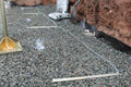 Quick-E-Wall Screed