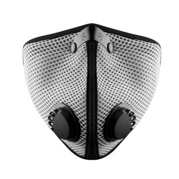 RZ Dust Mask M2 - Mesh Titanium - X Large