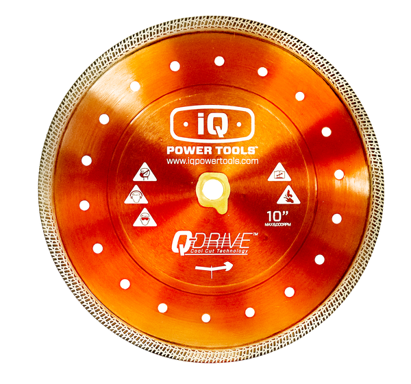 iQ 10″ Q-Drive Combination Blade for iQTS244