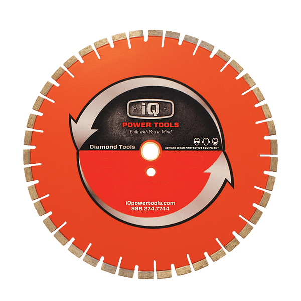 "iQ 12"" Platinum Segmented Blade for iQPC912"