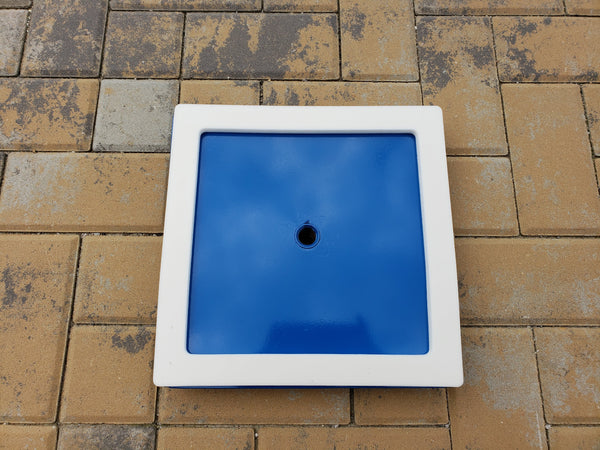 "Replacement Foam Gasket 12"" x 12"" for BIG FOOT Head"