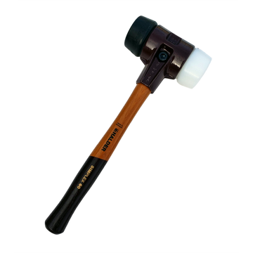 Simplex 60 Mallet w/ Superplastic and Black Rubber, 3.5 lb
