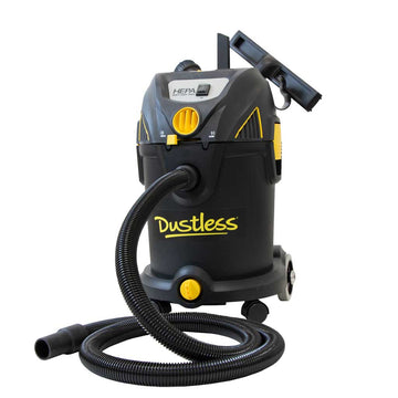 Dustless Technologies HEPA Wet+Dry Vacuum PRO - 8 Gal.