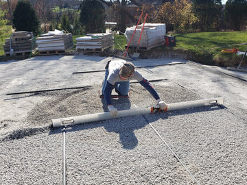 "Keson Combo Screed Levels - 39"" and 78"""