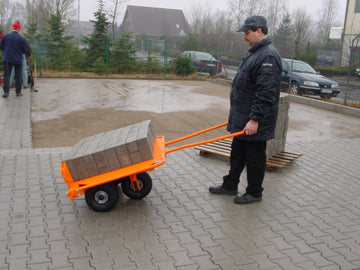 Paver Caddy