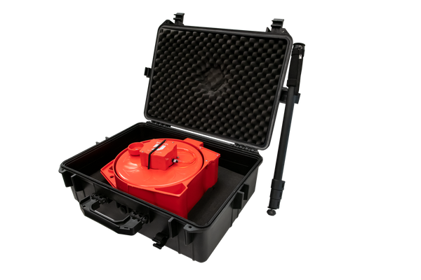 U-Level with Bluetooth includes Carrying Case and Monopod