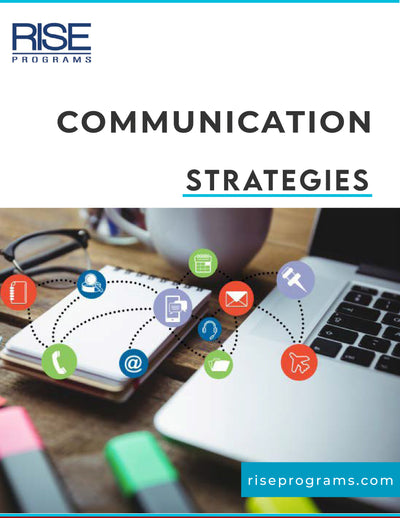 Communication Strategies | E-book