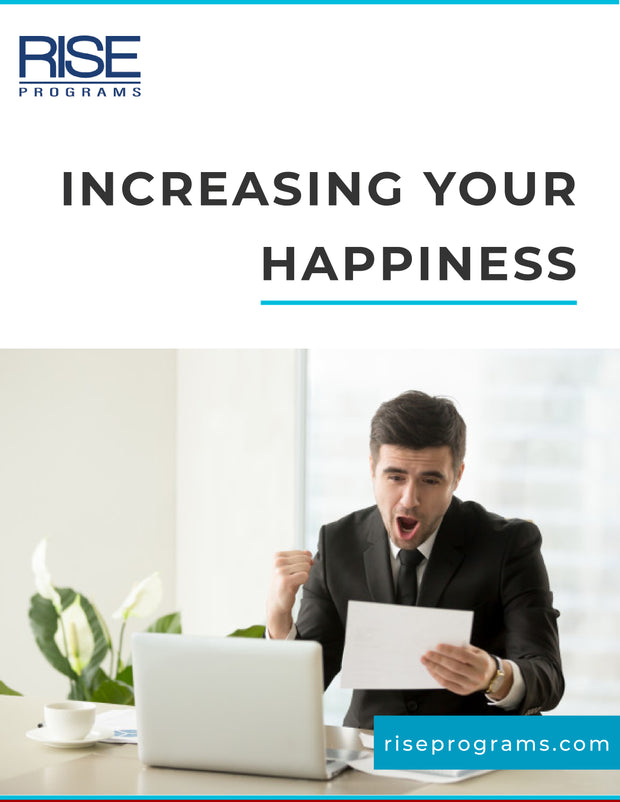 Increasing Your Happiness | E-book