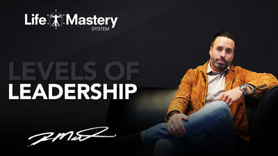 Levels of Leadership by Richard Martinez