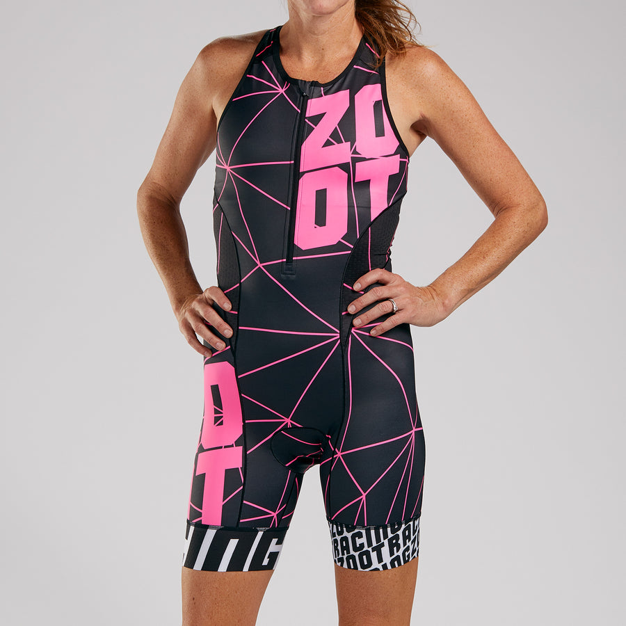 WOMENS LTD TRI RACESUIT