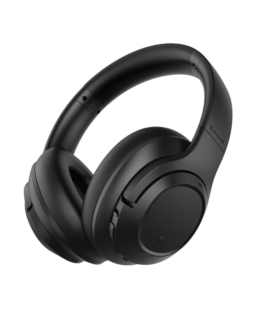 KSOUND N56 Noise Cancelling Hybrid Deep Bass Headphone