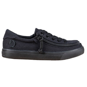 Baskets basses enfant Black to the Floor - Billy Classic