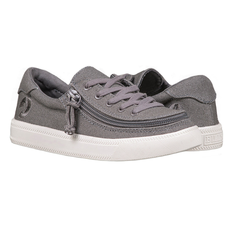 Baskets basses enfant Dark Grey - Billy Classic