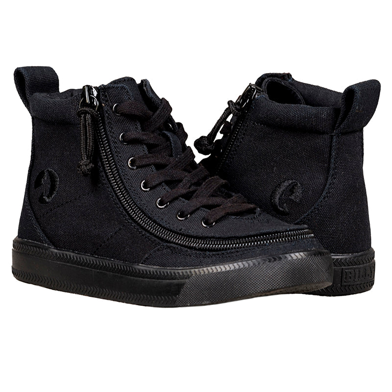 Baskets montantes enfant Black to the Floor - Billy Classic