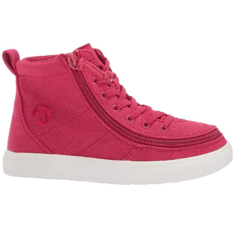 Baskets montantes enfant Rogue Red - Billy Classic