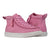 Baskets LARGE montantes enfant Pink - Billy Classic