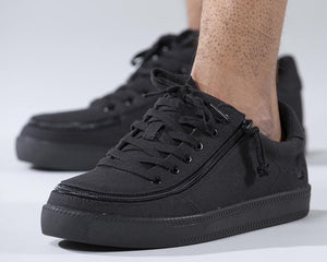 Baskets basses Homme Black to the Floor - Billy Classic
